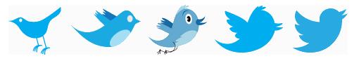 Nuovo Logo Twitter #Twitterbird