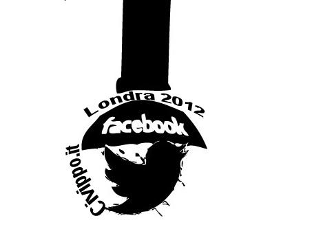 Social Medaglia olimpiadi Londra 012