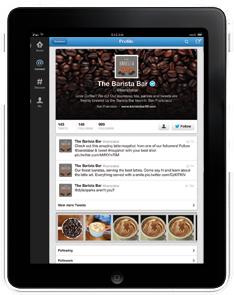 Twitter: nuove frontiere per la pubblicità!