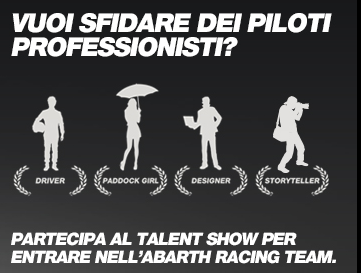 Talent Show Abarth
