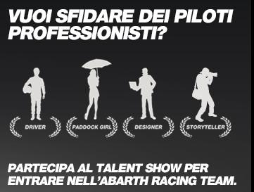 Talent Show Abarth