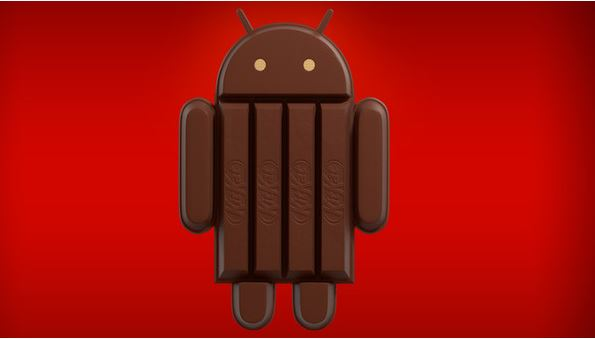 Google e Nestlé annunciano Android KitKat
