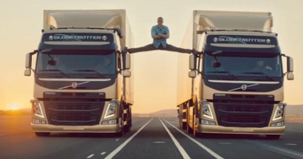 Video virale di Van Damme: Volvo svela il mistero!