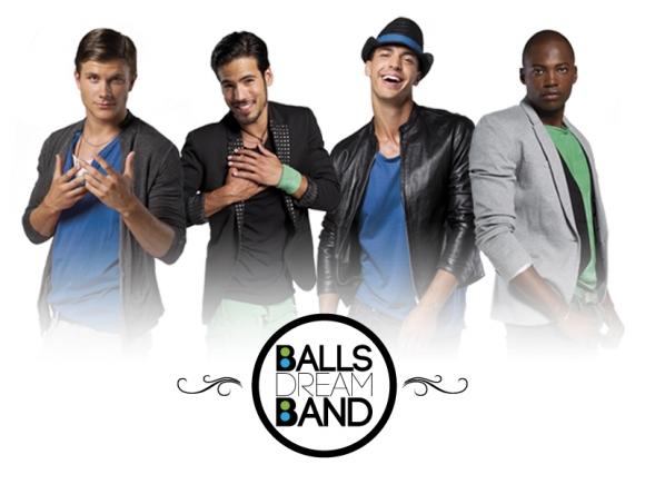 Il ritorno della Balls Dream Band