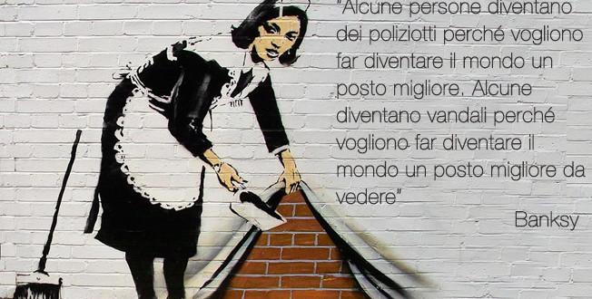 Banksy Fila