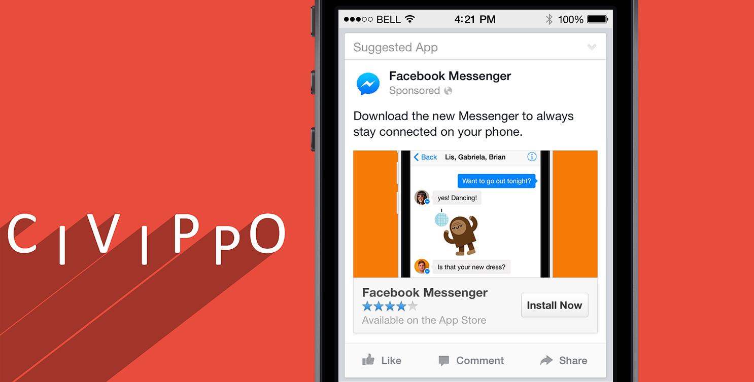 Facebook Mobile App Ads: novità in arrivo!