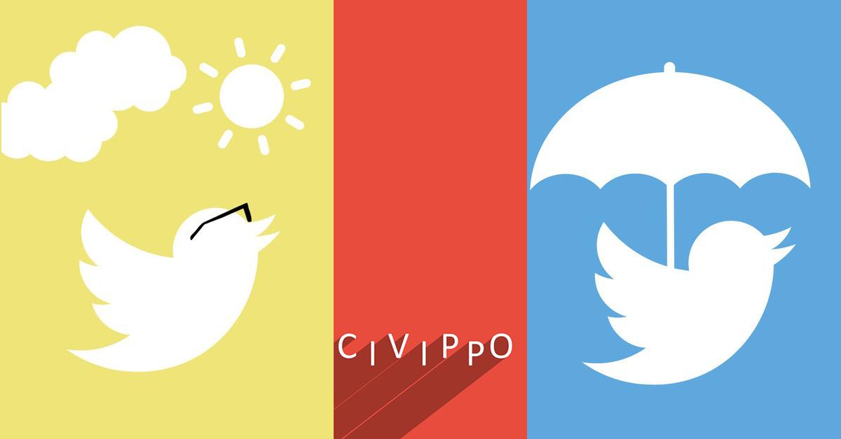 Meteo-Targeting: in arrivo su Twitter!