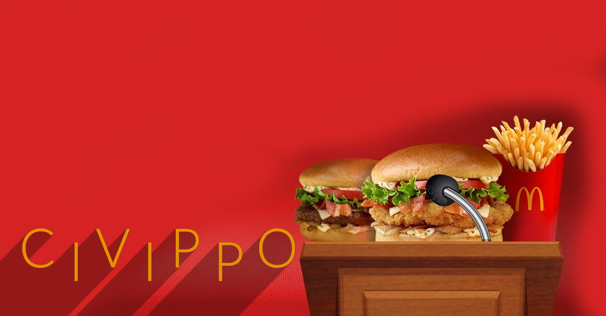 McDonald's EPIC FAIL: cosa c'è meglio del formaggio?