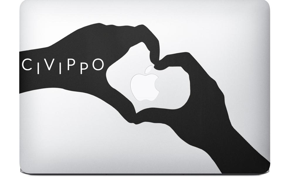 Apple: lo spot che celebra gli stickers e l'amore per il brand!