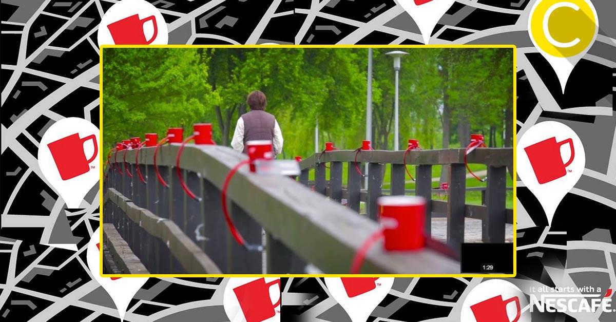 Nescafé: vuoi la tazza? Sbloccala con lo smartphone!