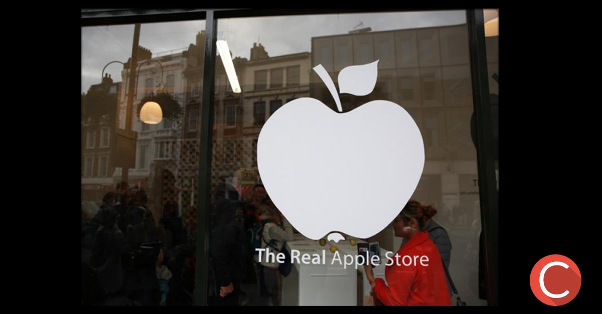 Apre il VERO Apple Store