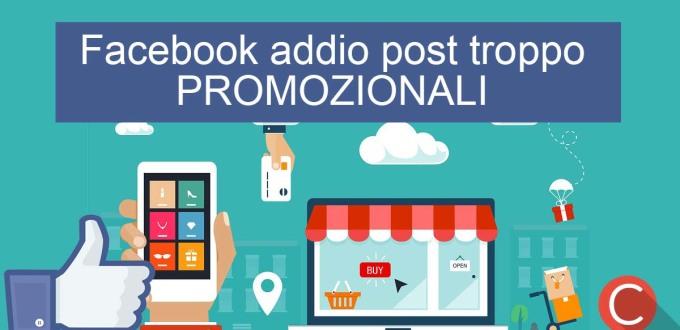 post promozionali facebook