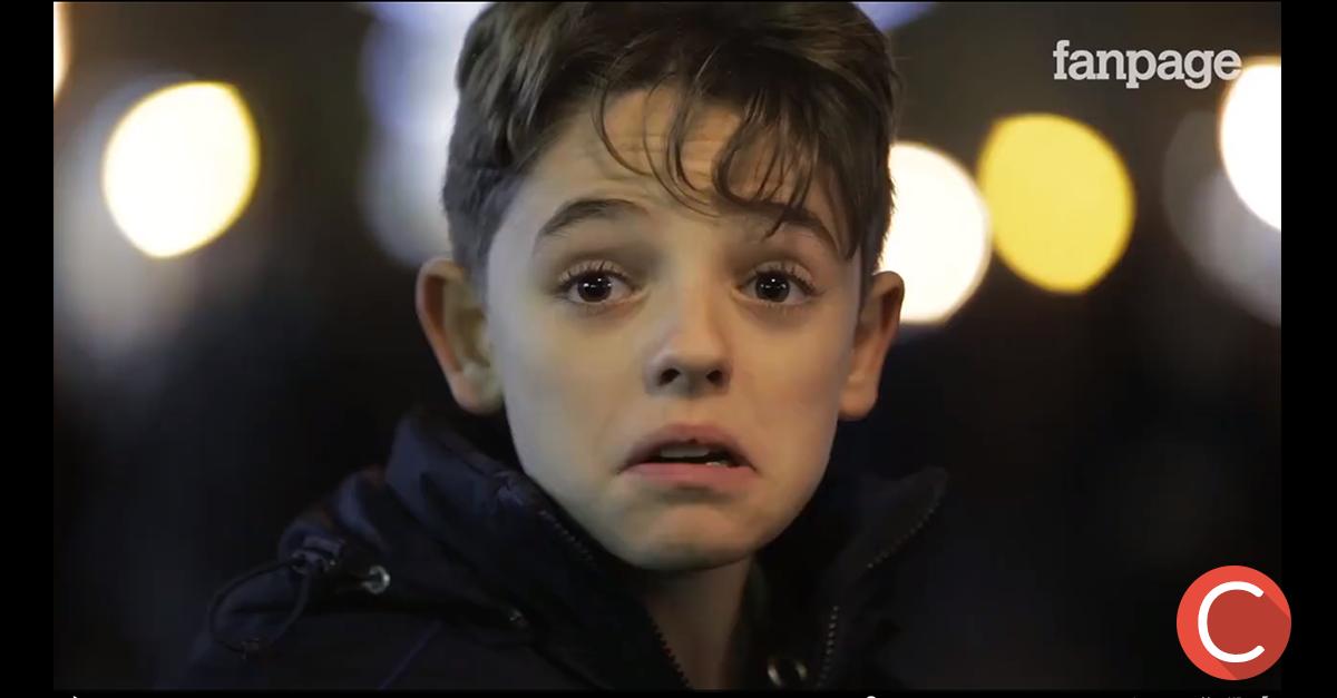Viral Video: come i bambini reagiscono al tema della violenza contro le donne.