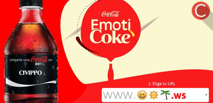 Emoticons Emoji Coca Cola