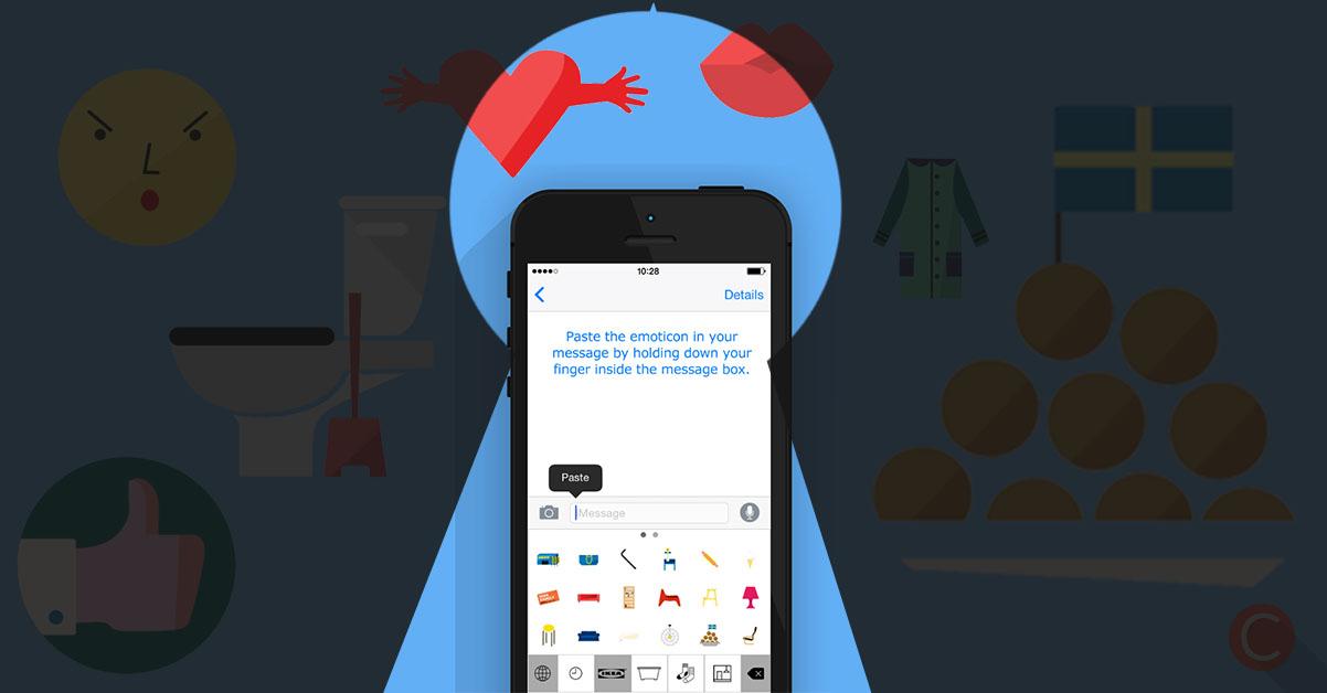 IKEA Emoticons: la tastiera che cattura i dati degli utenti!