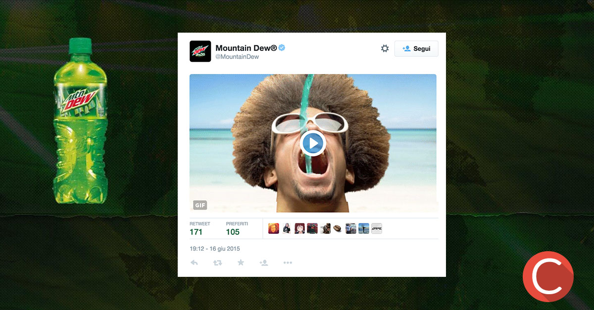 Twitter autoplay video: il caso Mountain Dev