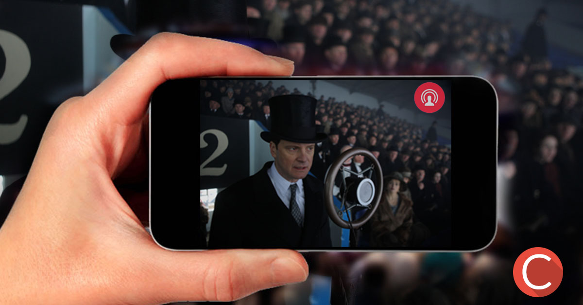 Live streaming mobile sui social.