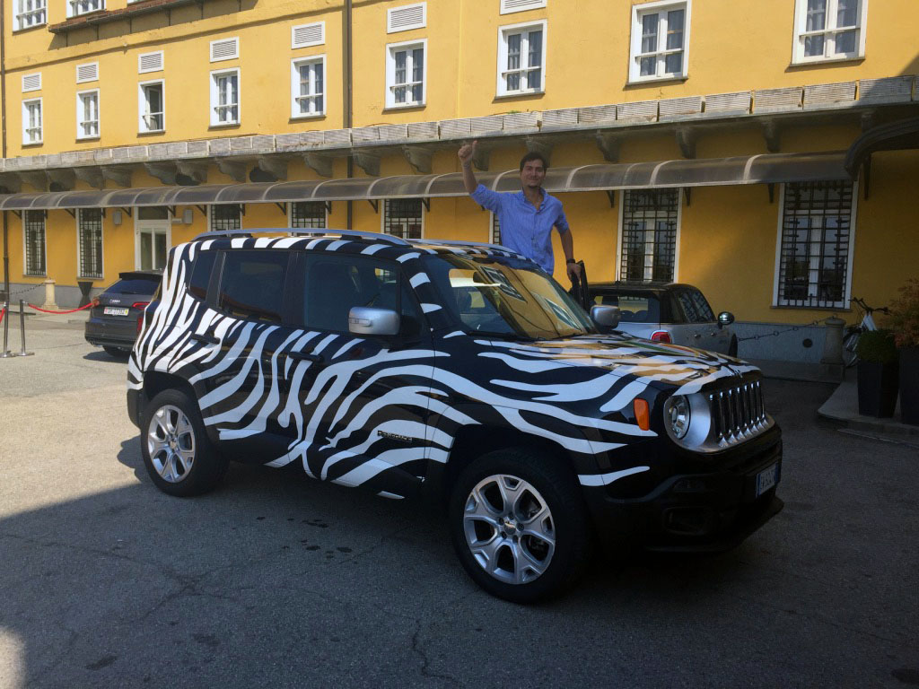 Jeep & Juventus Civippo Jeep Renegade