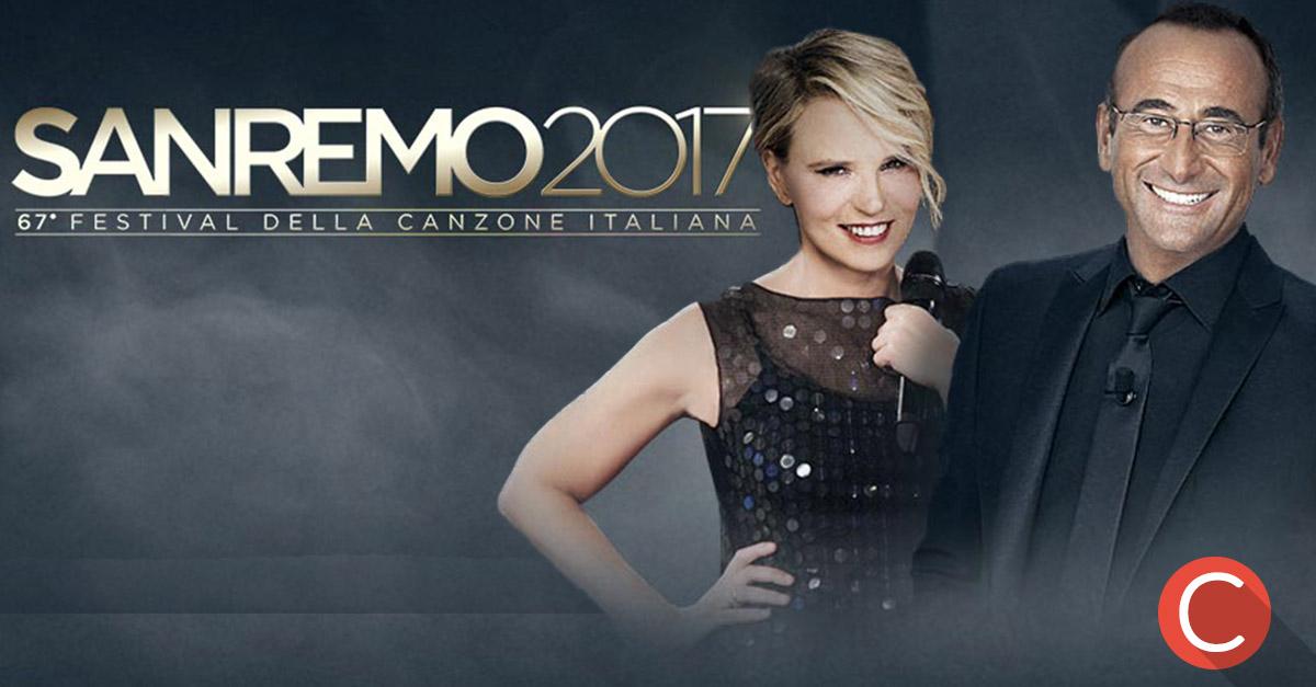 Sanremo 2017: il vincitore del Festival