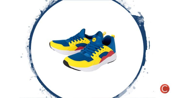Sneaker Lidl: perché tanto successo?